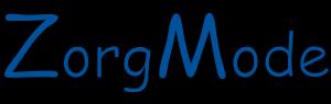 Zorgmode Logo - aangepaste pdl kleding