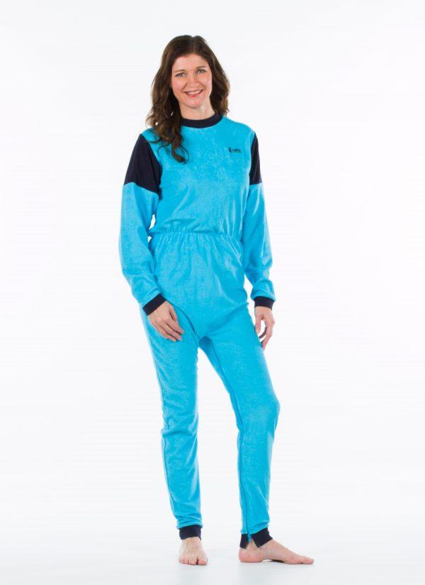 Aangepaste kleding hansop badstof ZorgMode 1041 201