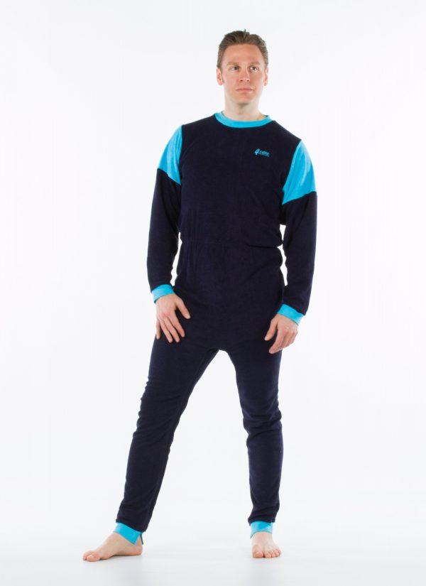 Aangepaste kleding hansop badstof ZorgMode 1041 281