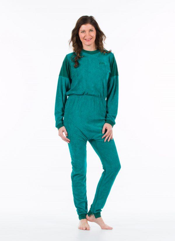 Aangepaste kleding hansop badstof ZorgMode 1041 501