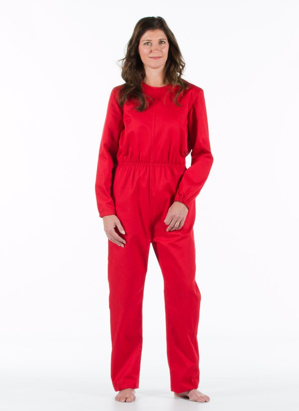 Anti-scheurpak aangepaste kleding ZorgMode 2500.600