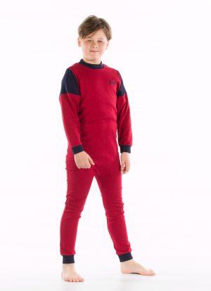 Hansop kind tricot (gemiddeld) | ritssluiting rug (meiden / jongens)