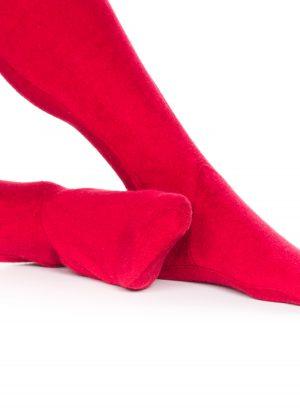 Hansop badstof (dik)   met voetjes (dames / heren)