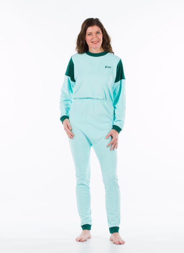 Plukpak badstof aangepaste kleding ZorgMode 1040 500