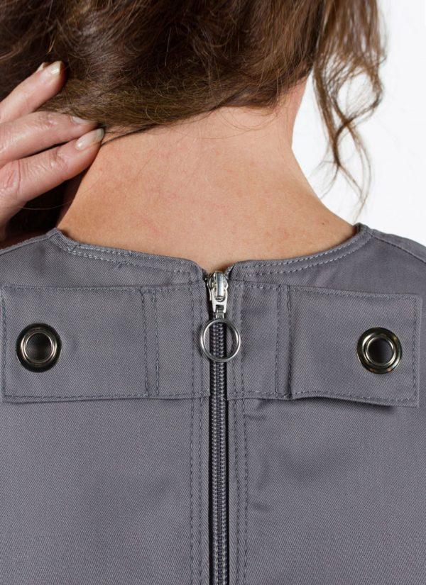 Scheurpak aangepaste kleding ZorgMode ring open 400