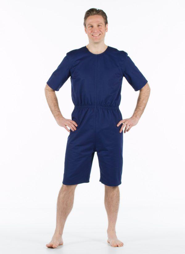Scheurpak smeerpak aangepaste kleding ZorgMode 2520.281