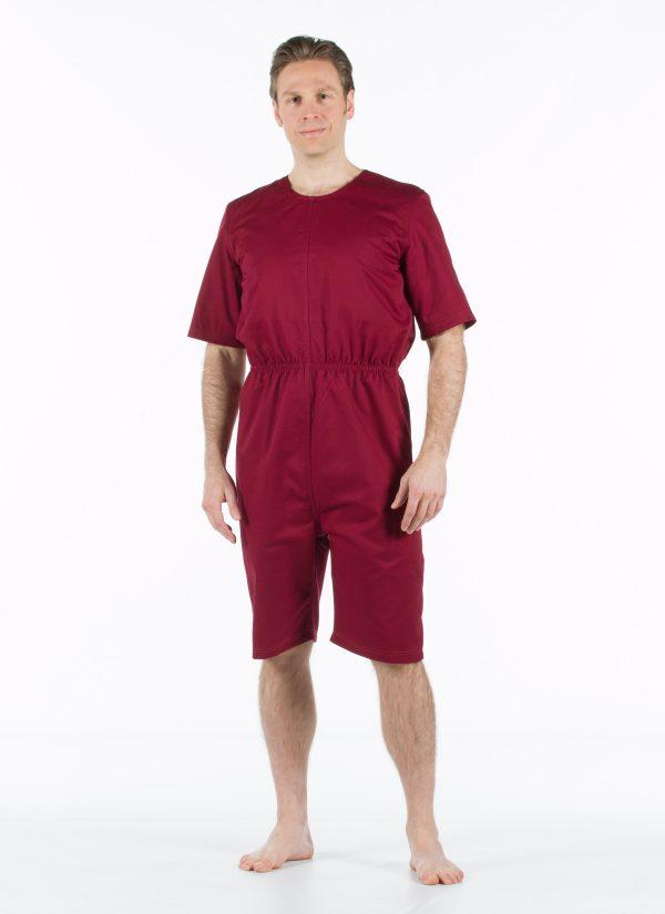 Scheurpak smeerpak aangepaste kleding ZorgMode 2520.681