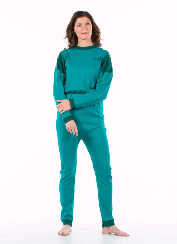 Smeerpak aangepaste kleding ZorgMode 1011.501