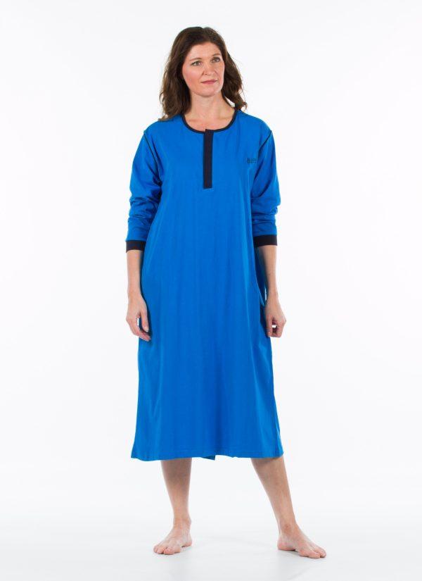 Nachthemd nachtjapon aangepaste pyjama ZorgMode 1402 251