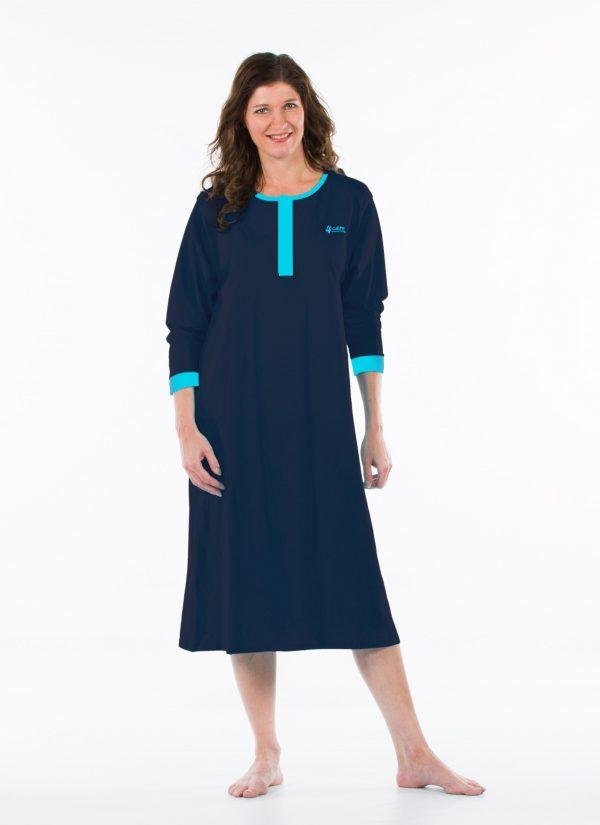 Nachthemd nachtjapon aangepaste pyjama ZorgMode 1402 281