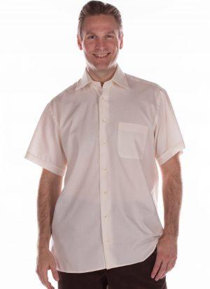 Overhemd korte mouw (heren)