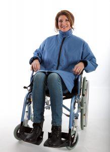 Rolstoeljas winter rolstoelkleding ZorgMode 7329 271