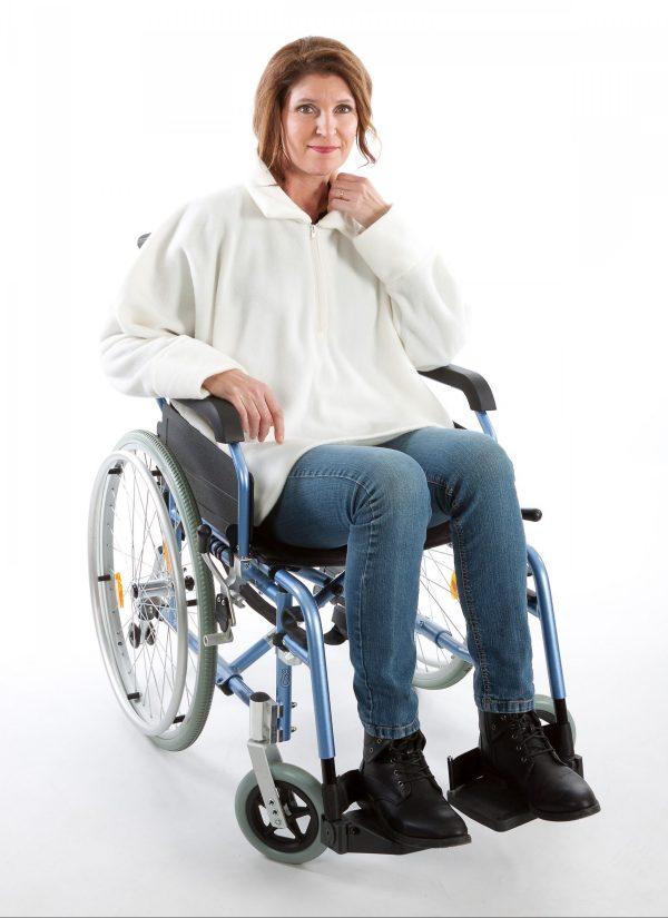 Poncho rolstoel PDL kleding 7291.1