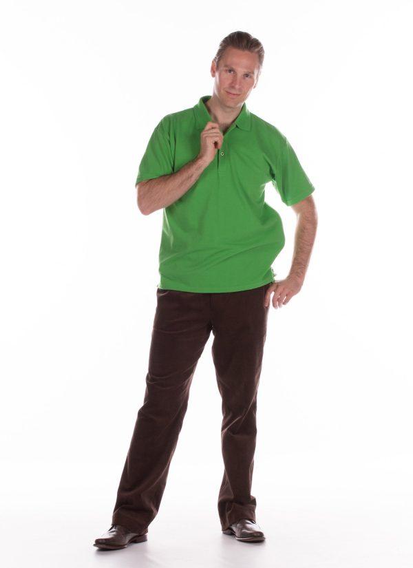 Senioren pantalon met elastiek - PDL kleding - ZorgMode 7175