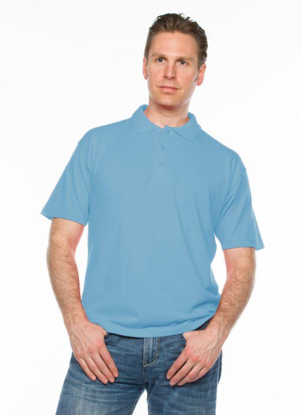 Heren polo shirt 4care 7258 201