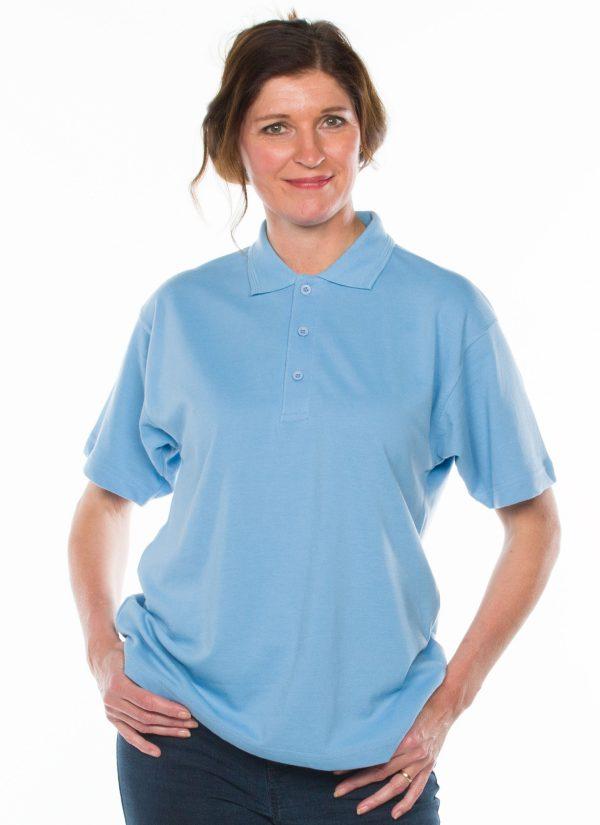 Dames polo shirt 7258 201